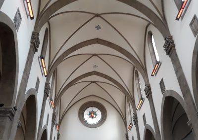 FI Firenze Sacra Famiglia Navata