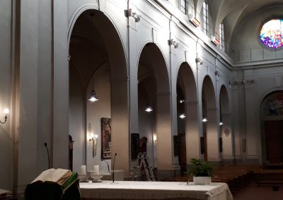 FI Montelupo Fiorentino San Giovanni Presbiterio